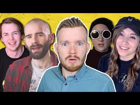 5 YouTubers Analyze New Twenty One Pilots Songs