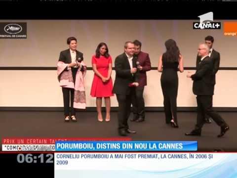Corneliu Porumboiu, distins din nou la Cannes