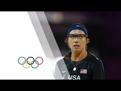 Women's Beach Volleyball Preliminary Phase - USA V AUS | London 2012 Olympics