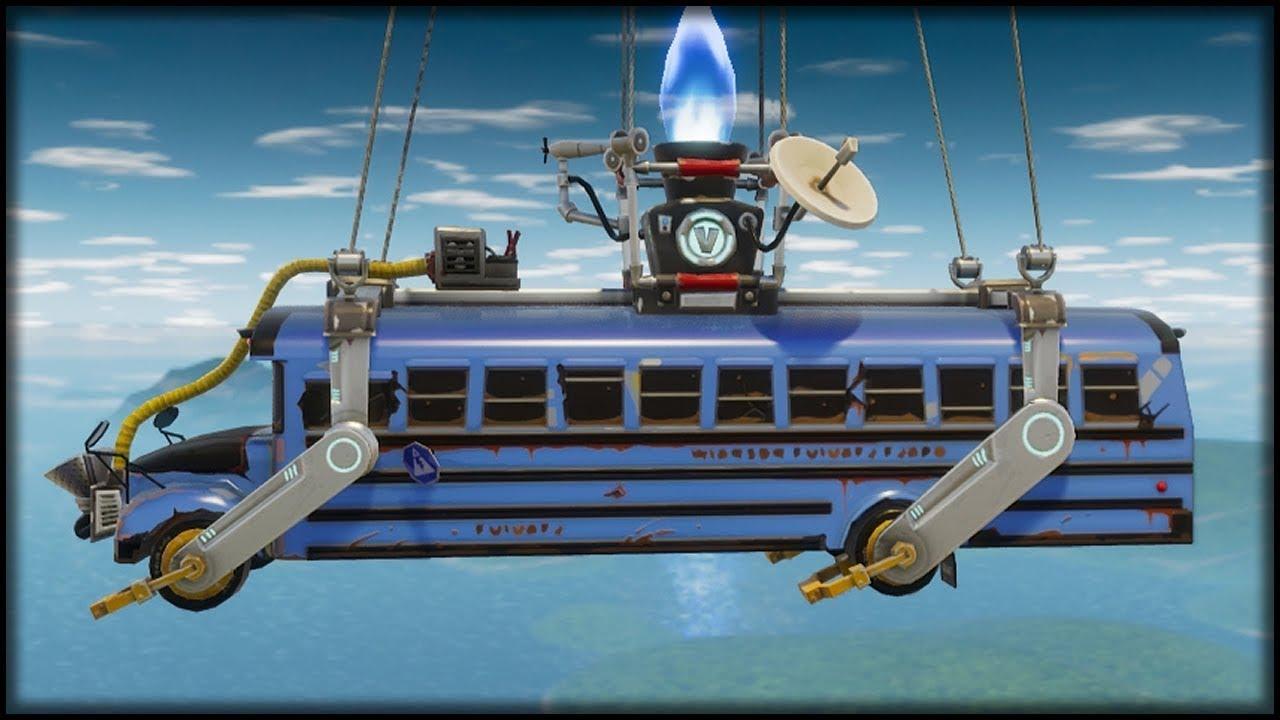 Αποτέλεσμα εικόνας για fortnite battle bus