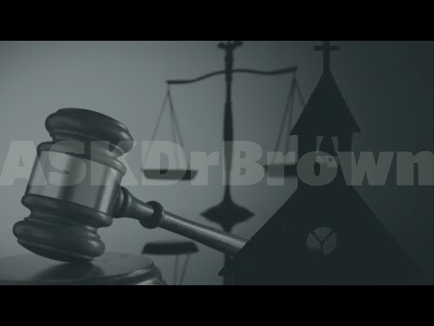 Dr. Brown Debates a Prominent Lawyer for Gay Activism