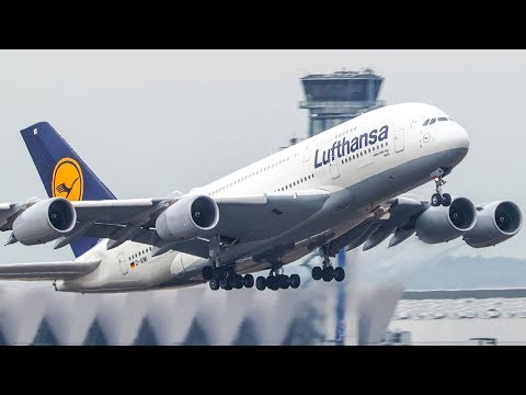 AIRBUS A380 vs. BOEING 747 - BIG PLANE competition - WHO WINS? (4K)