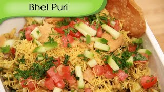 Bhel Puri - Spicy Puffed Rice Salad - Vegetarian Snack by Ruchi Bharani