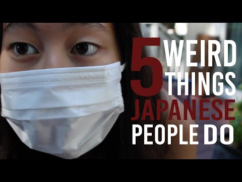 5 Weird Things Japanese People Do