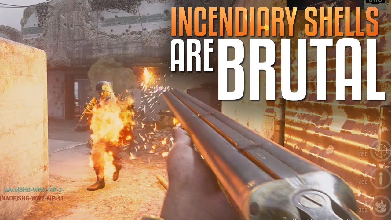 Incendiary Rounds