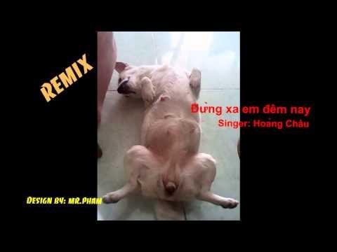 [HD] Đừng xa em đêm nay Remix - Hoàng châu