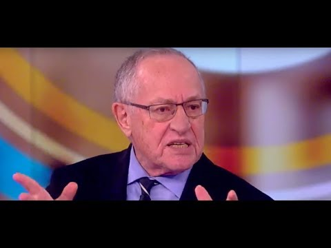 Alan Dershowitz Shares Advice To Democrats For Midterms | The View