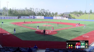 Baseball Canada 18U Shell Place Live Stream