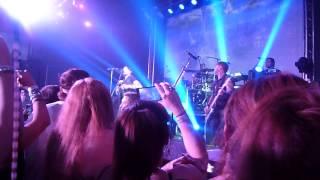 Three Days Grace - Chalk Outline - Transit of Venus Tour - Huntsville, AL - 10/03/2013