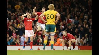 Matchday Moments: Wales v Australia