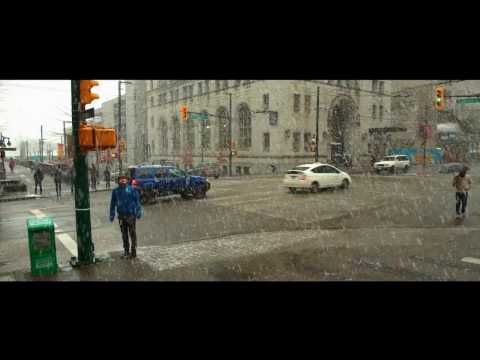 Vancouver City / Burnaby Winter December 2016 Snow