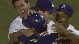 1988 NLCS Gm7: Hershiser shuts out Mets in clincher(10/12/88: Dodgers starting pitcher Orel Hershiser shuts out the Mets as the Dodgers win the pennant and advance to the World Series Check out ..., 2015-10-14T18:48:32.000Z)