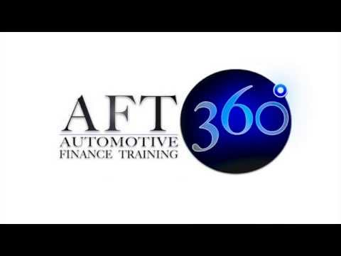 Automotive Finance Training - Compliance Awareness