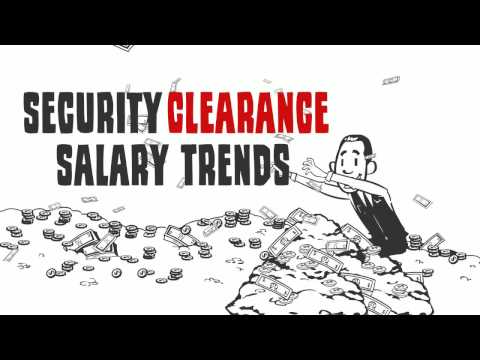 Security Clearance Salary Trends