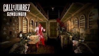 "Call of Juarez: Gunslinger (PC) Train Level (""Death Rides a Steel Stallion"")"