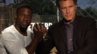 Ferrell, Hart Defend 'Get Hard' After Criticism