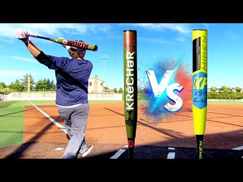 Worth KReCHeR vs Miken Freak 23 Best ASA/USA Bats of 2020? Slowpitch Softball Bat Reviews