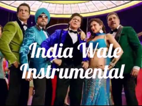 India Wale Instrumental By Barzin Contractor