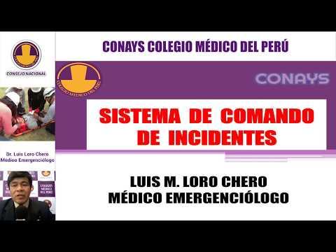 Módulo II Clase 1. Sistema De Comando De Incidentes Nivel Hospitalario: Experiencia De OPS