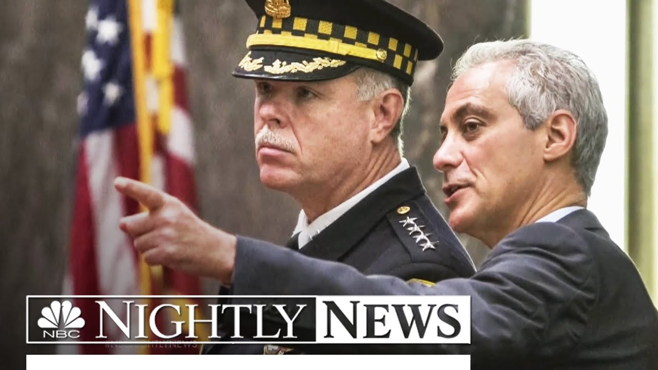 Download Chicago's Top Cop Fired Amid Fallout From Laquan McDonald Shooting | NBC Nightly News