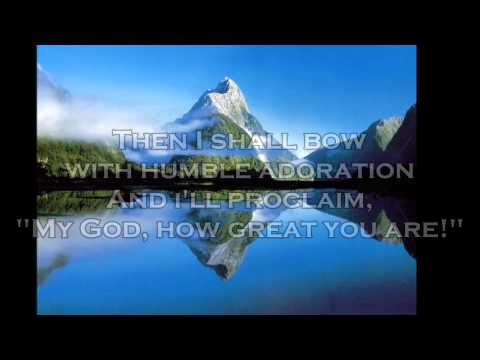 How Great Thou Art - Andy Curtis (Rock Version) Lyrics