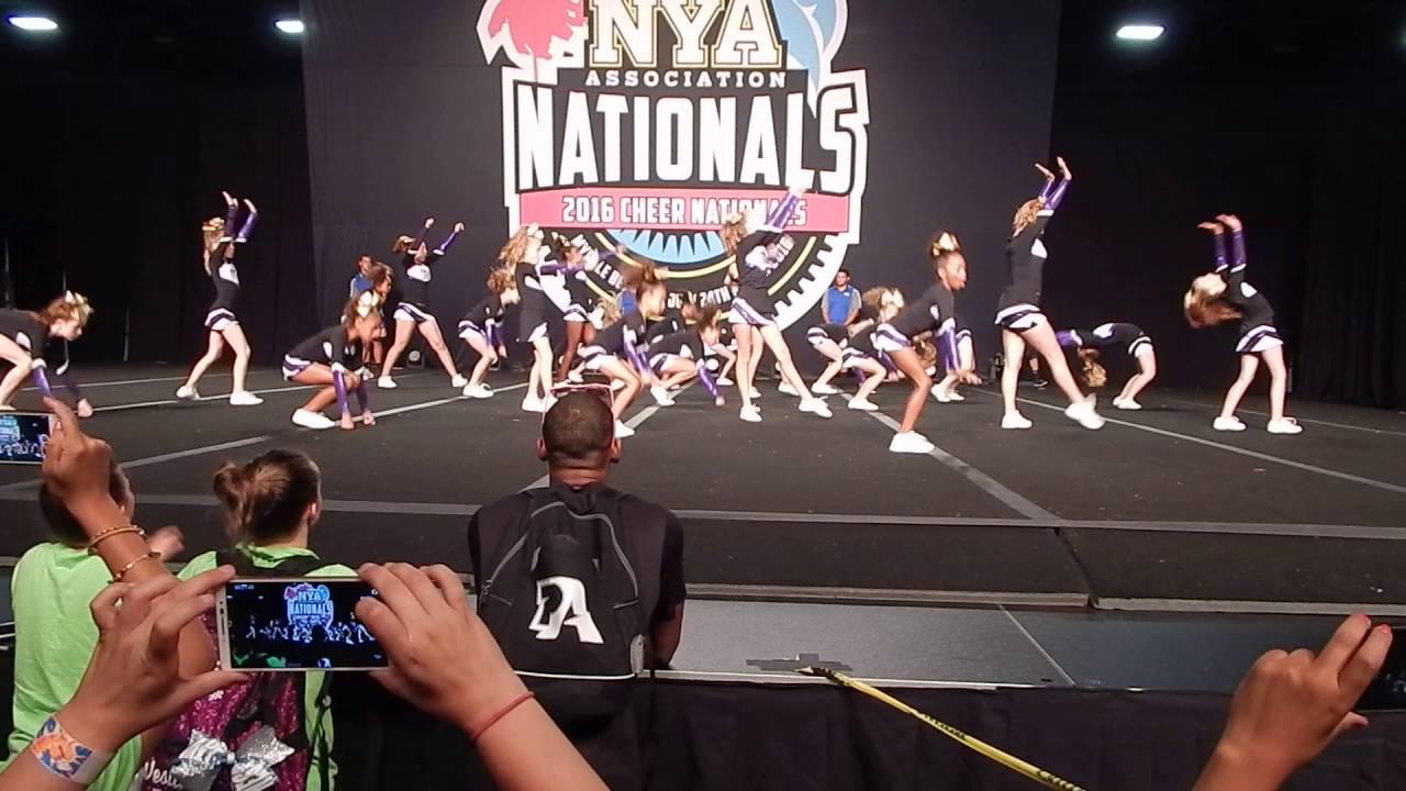 2016 Cheer Nationals Myrtle Beach Sc