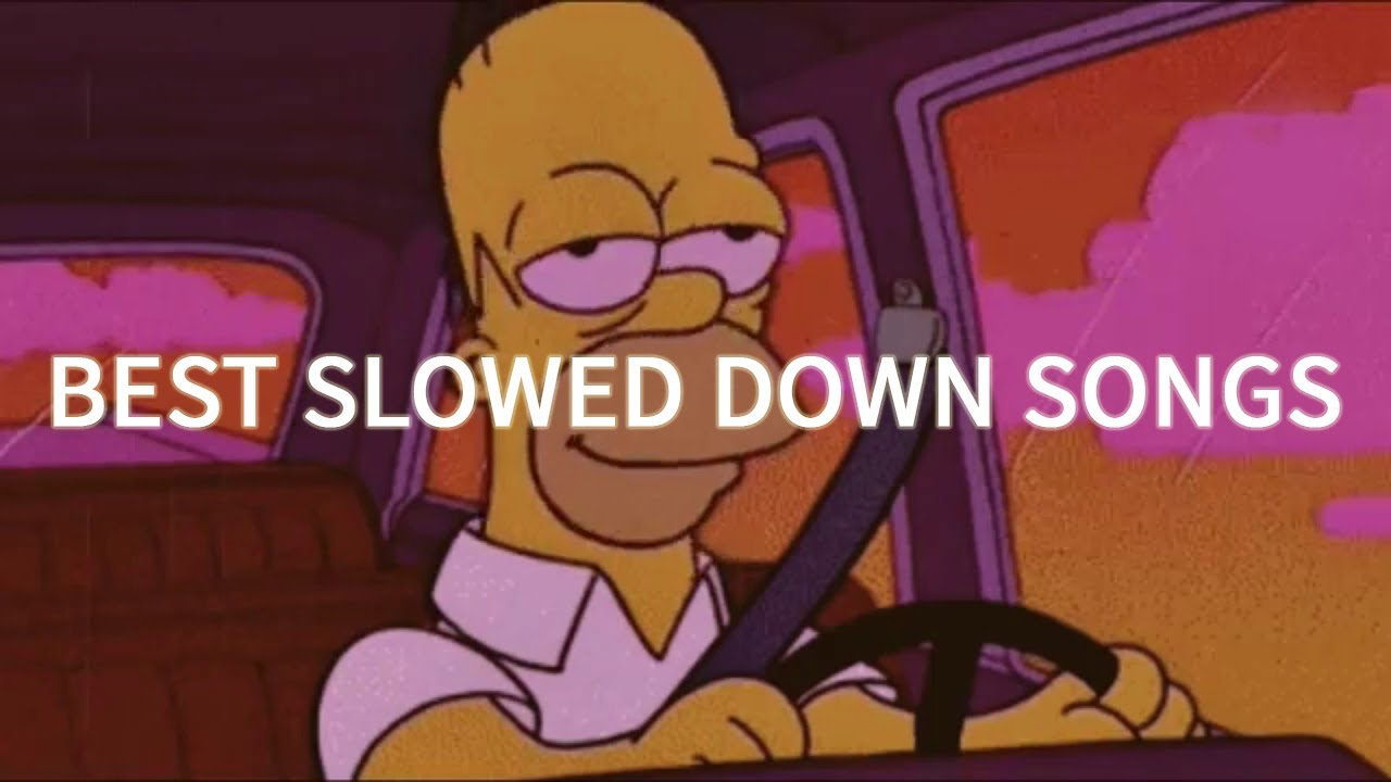Download best slowed down songs 1 hour mix ( slowed + reverb )
