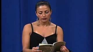 Gity and Hafez poem گيتى و حافظ