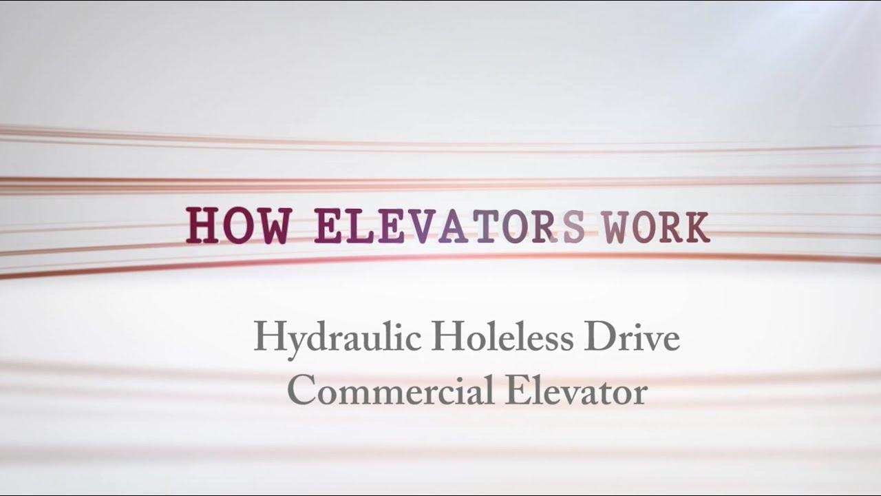 Holeless Elevator | Holeless Hydraulic Elevator | Nationwide Lifts