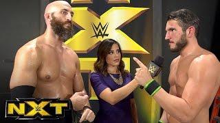 #DIY ist bereit, es mit The Revival aufzunehmen: WWE NXT Fallout, 26. Oktober 2016