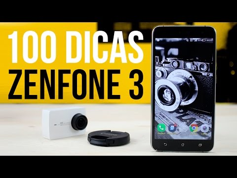 100 DICAS ZENFONE 3 ANDROID 7.0 | 04 CAMERA