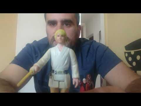 Heti Videó: 21# Vintage Star Wars figurák részletesen 13. rész