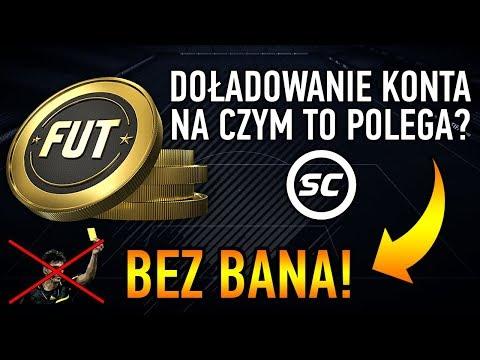 Jak kupować coinsy do FIFA 18 i nie dostać bana? Doładowanie konta - TUTORIAL | SuperCoinsy.pl