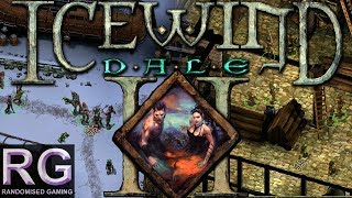 Icewind Dale II - PC - Intro & first hour of gameplay (Goblin attack on Targos) [4K]