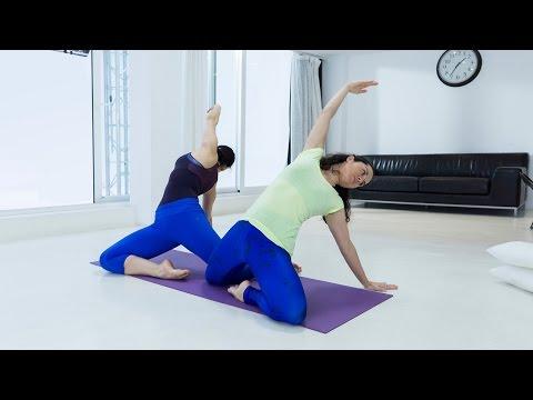 Pilates & Ballet: Rotación externa