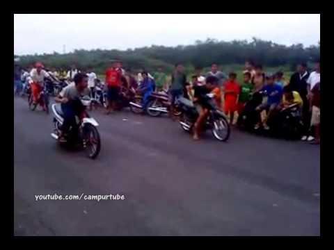 Video Drag Lucu Vega vs Shogun