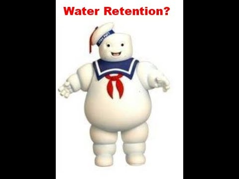 Easy Steps to Eliminate Water Retention