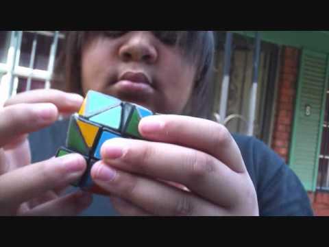Tonles solving a Half truncated cube