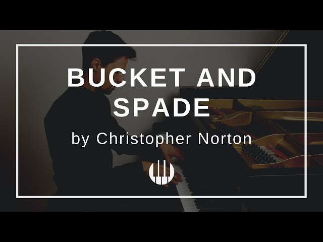 Bucket and Spade by Christopher Norton