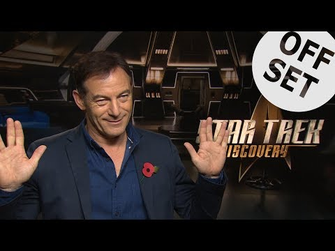 Jason Isaacs compares the Harry Potter and Star Trek doms