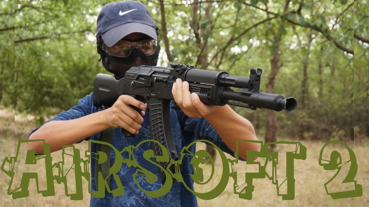 Airsoft youtube bataille