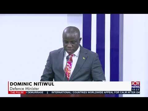 Fighting Illegal Mining: Update - 'Operation Halt Phase 2' - Joy News 11 May 2021