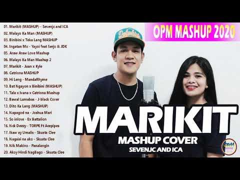 Top 100 Trending OPM Mashup Love Songs 2020 - Marikit, Malayo Ka Man, Araw Araw Love, Hi Leng