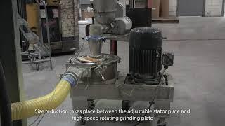 Mikro<sup></noscript>®</sup>® V-UMP Mill