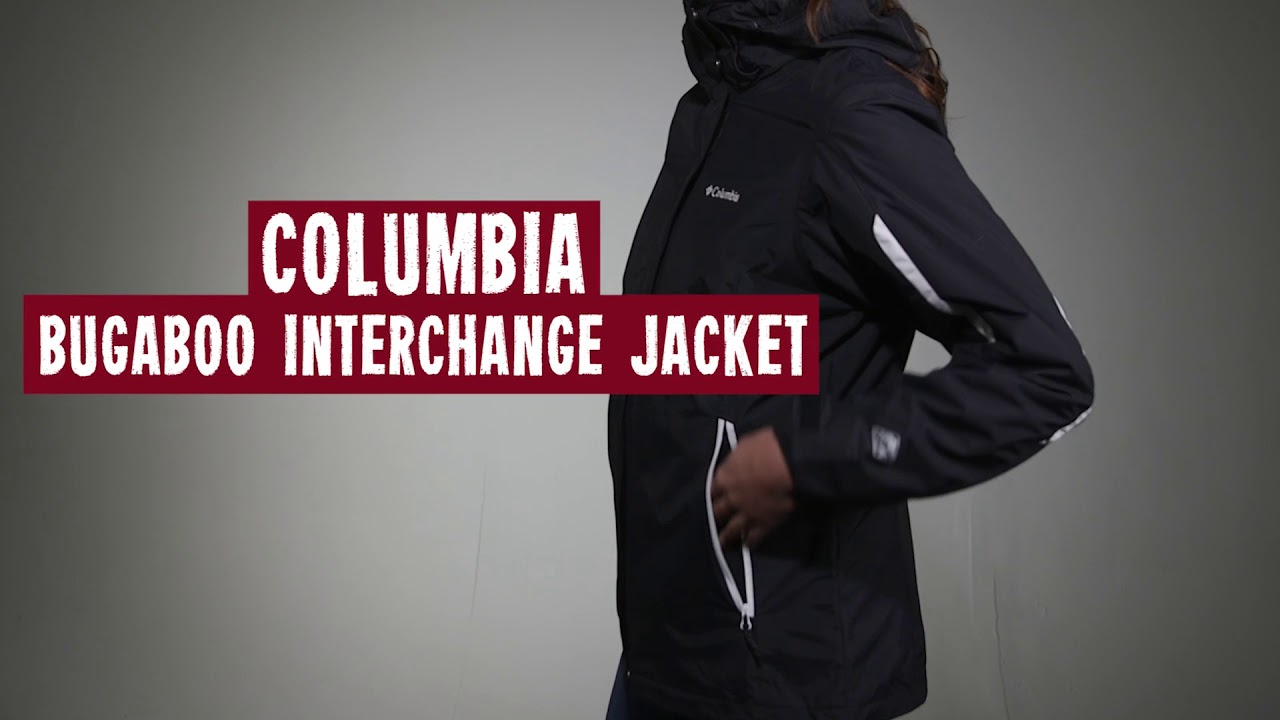 29a5f1ab0ee Columbia Women s Bugaboo Interchange Jacket 2017 Review - YouTube