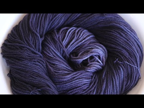 Dyepot PS #1 - Overdyeing Cotton Yarns With Rit Liquid Dye