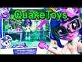 My Little Pony Equestria Girls MInis Twilight Sparkle SciTwi Science Star Class Play Set QuakeToys