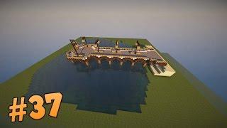 Molo w Minecraft | Pomysł na budowlę [#37]