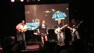 Karma is Kool Long Train Running cover, M Fleury, D Borgeault, D Lethbridge, S Doggett, G Morin