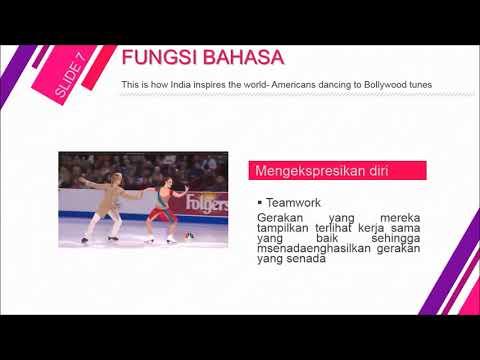 Fungsi Bahasa Tubuh Pada Dance